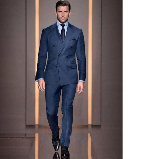 Bespoke suits: The grand way   of dressing