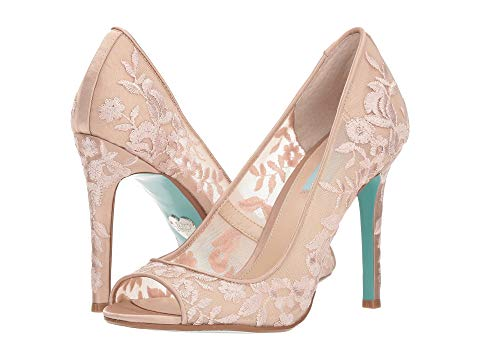 Blue by Betsey Johnson Adley at Zappos.com
