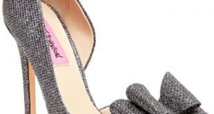 Betsey Johnson Prince d'Orsay Evening Pumps - Pumps - Shoes - Macy's