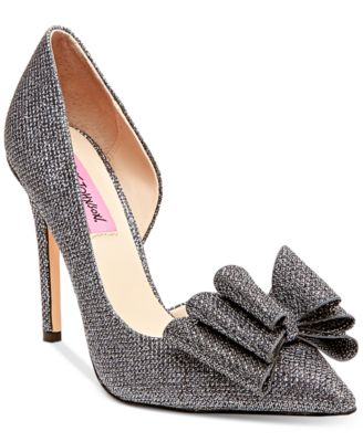 Every girl's favorite Betsey   Johnson shoes