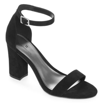 Black heels for the young   women