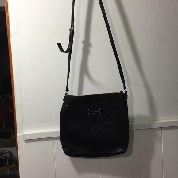 kate spade Bags | New York Black Shoulder Bag | Poshmark