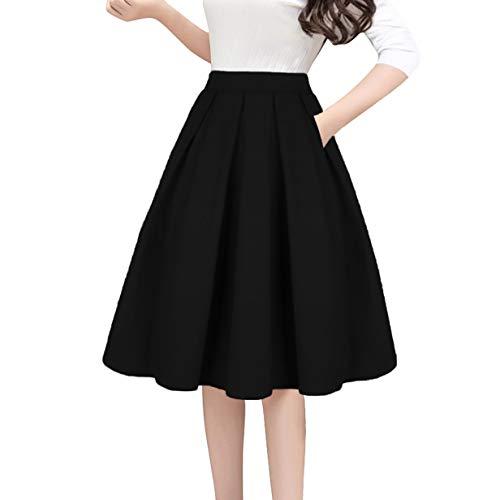 Black Skirt: Amazon.com