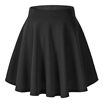 Reason that every women must   have black skirts