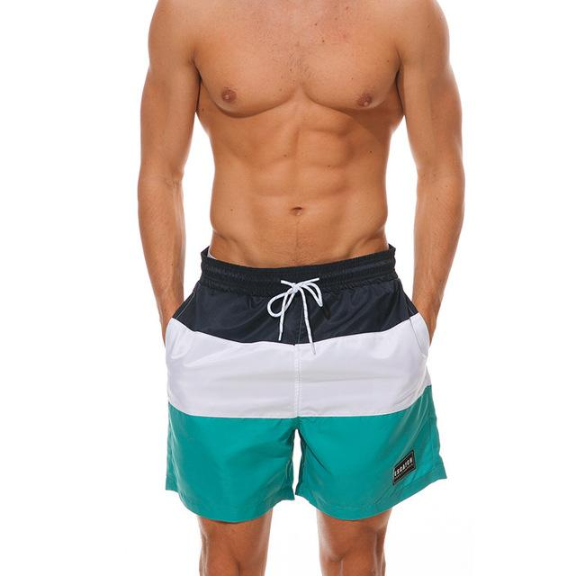 New Quick Dry Summer Mens Board Shorts Mens Siwmwear Swim Shorts