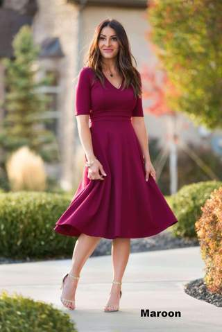 Modest dresses for women by Brigitte Brianna. u2013 SexyModest Boutique