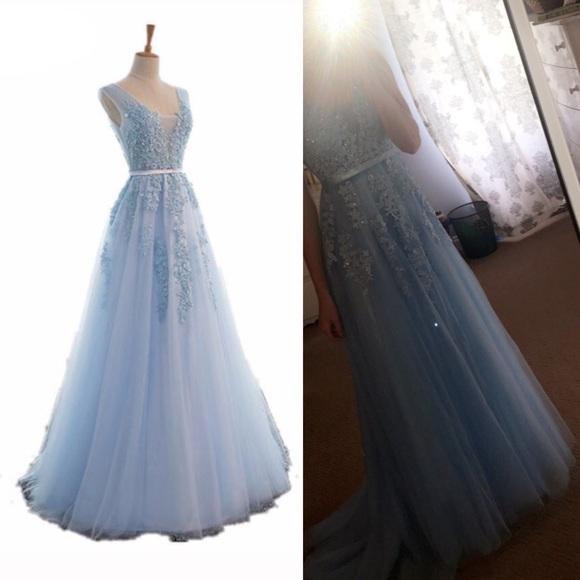TDR Boutique Dresses | Cinderella Prom Dress | Poshmark