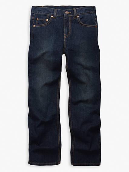 Boys' Jeans & Trousers - Shop Jeans & Pants for Kids | Levi's® US