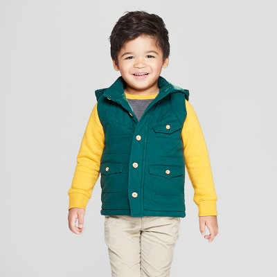 Boys vest for all occasions