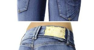 Brazilian Style Jeans - #107 [Design #107] - $10 : MakeYourOwnJeans