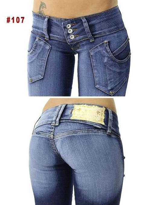 Brazilian jeans for young   girls