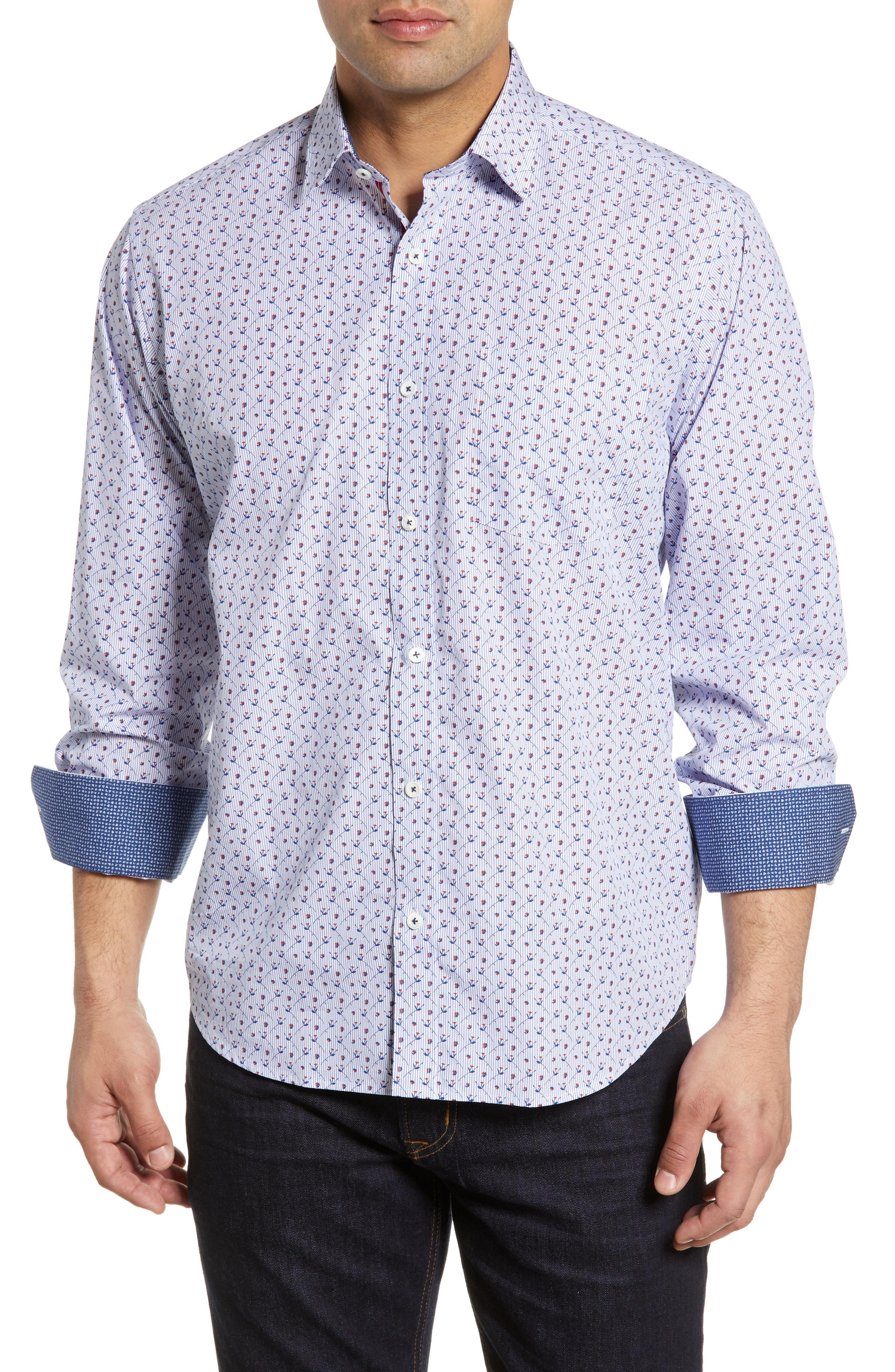 Bugatchi Shirts for Men | Nordstrom