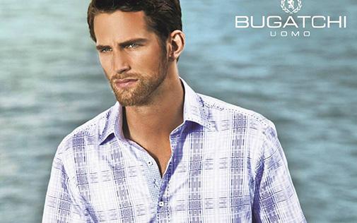 Bugatchi Uomo Designer Shirts for Men - Buy at His Favorite Shirt