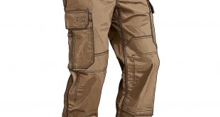 Men's DuluthFlex Fire Hose Ultimate Cargo Work Pants | Duluth