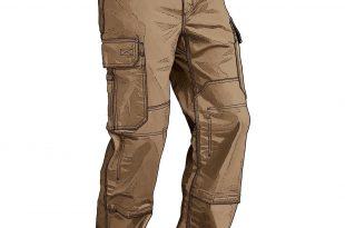 Men's DuluthFlex Fire Hose Ultimate Cargo Work Pants | Duluth