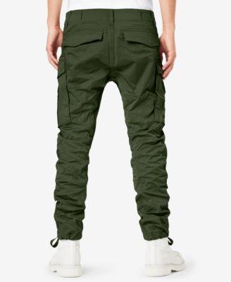 G-Star Raw Men's Rovic 3D Slim-Fit Tapered Cargo Pants - Pants - Men