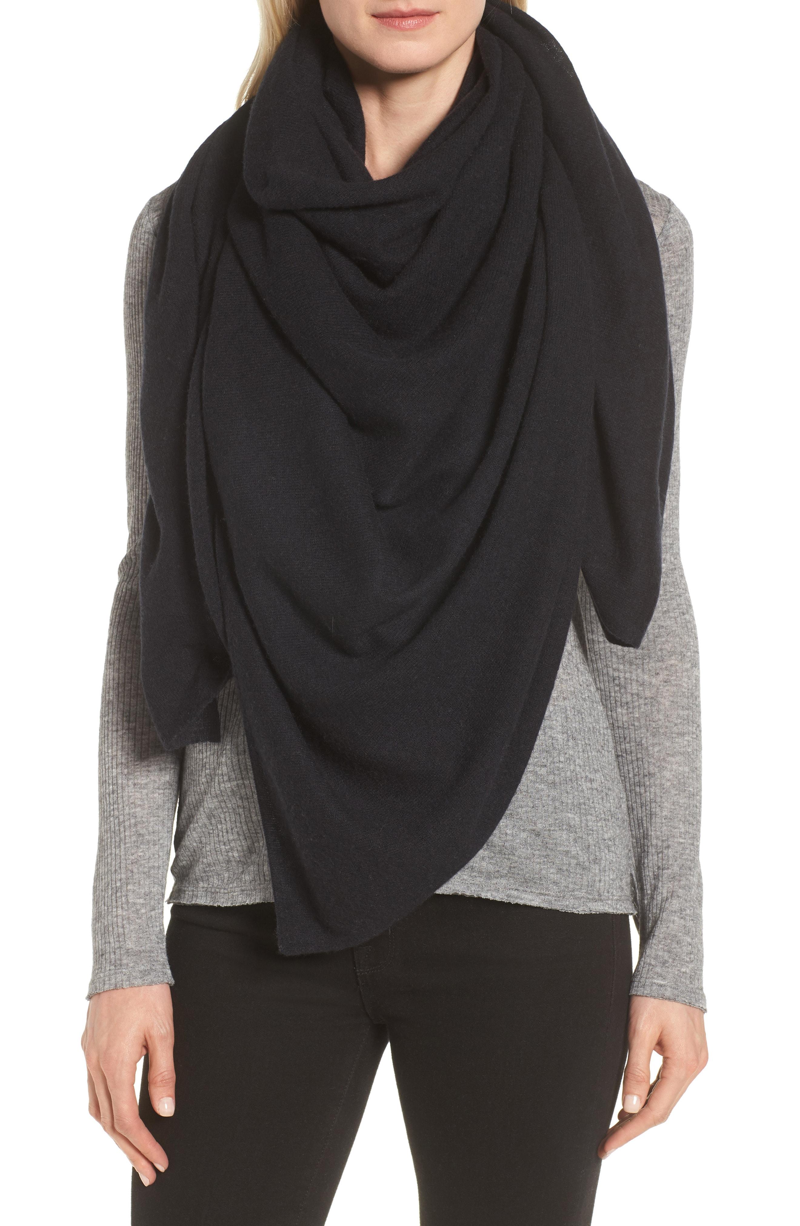 Women's Cashmere & Cashmere Blend Scarves | Nordstrom