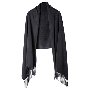 Cashmere Wrap Shawl for Women | Authentic 100% Pure Cashmere Extra