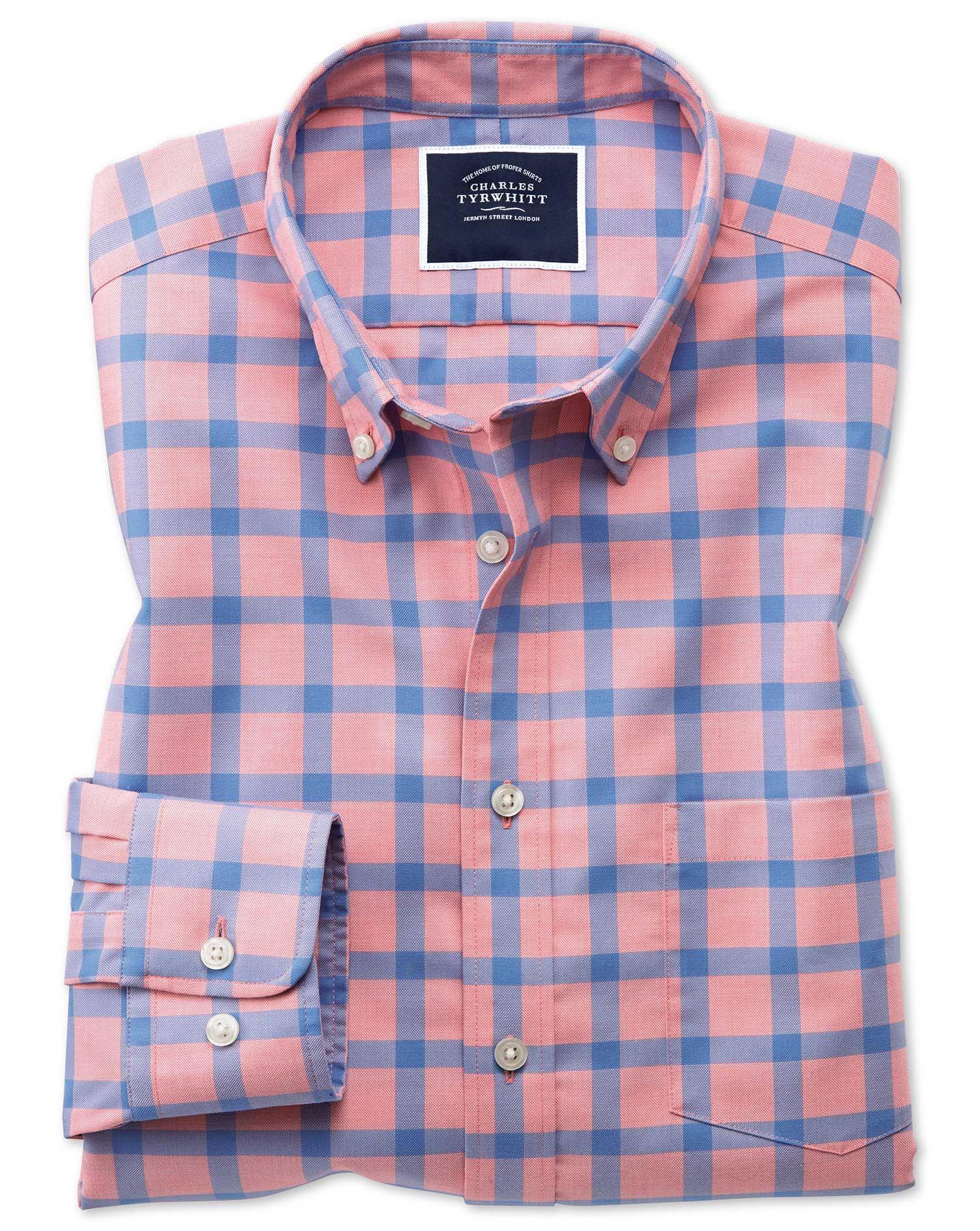 Men's Casual Shirts | Charles Tyrwhitt