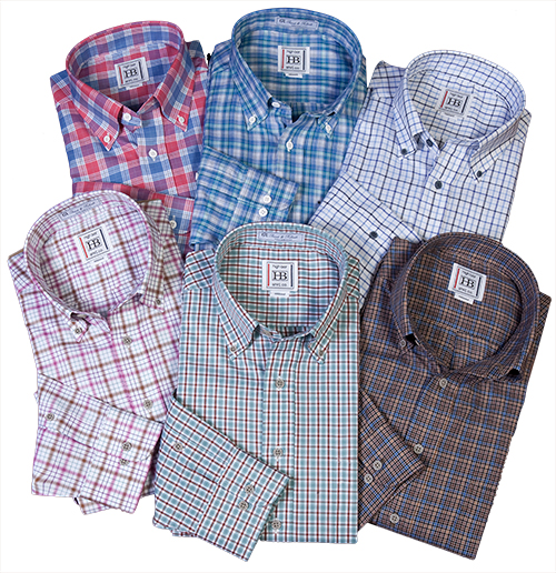 Custom Made Men's Casual Shirts Online | High Bar Shirt