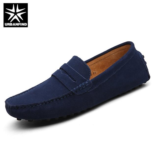 Men Casual Shoes 2018 Fashion Men Shoes Leather Men Loafers