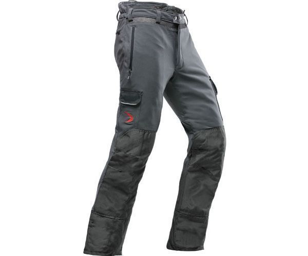 Pfanner Arborist chainsaw trousers Type A (Grey) u2013 FR Jones and Son Ltd