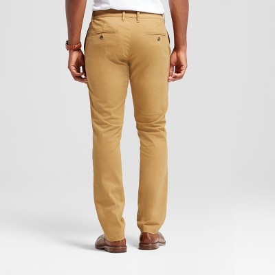 Men's Athletic Fit Hennepin Chino Pants - Goodfellow & Co™ Light
