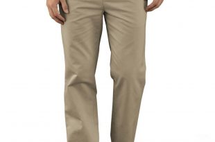 Stone slim fit flat front washed chinos | Charles Tyrwhitt