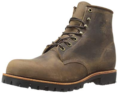 Amazon.com | Chippewa Apache Lace-Up Boot | Industrial