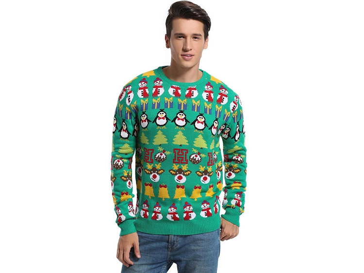 15 of the best ugly Christmas sweaters for holiday parties
