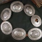 Get stylish and attractive   Concho belt for antique looks