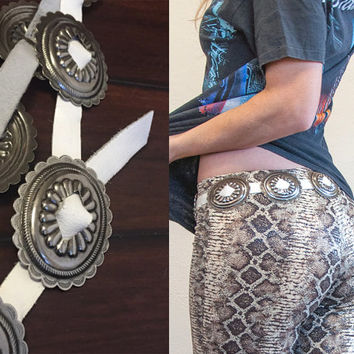 Best Western Concho Belt Products on Wanelo