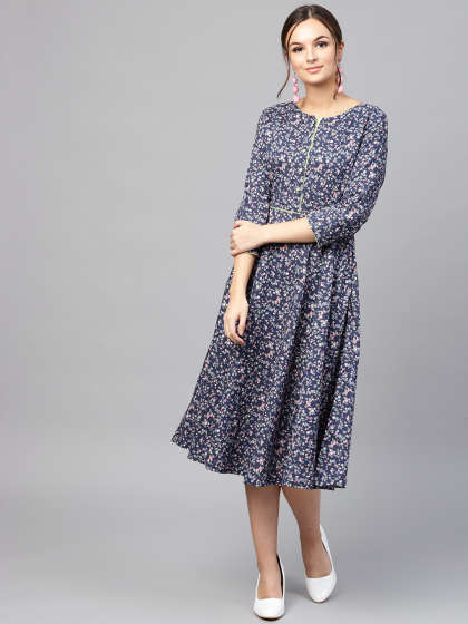 Cotton Dress - Buy Cotton Dresses Online @ Best Price | Myntra