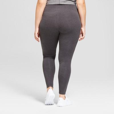 Women's Plus-Size Cotton Spandex Leggings - C9 Champion® : Target