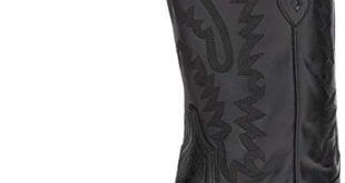 Amazon.com   Old West Women's Fashion Cowgirl Boot   Mid-Calf