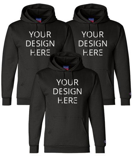 Custom Hoodies and Pullover Hoodie Sweatshirts