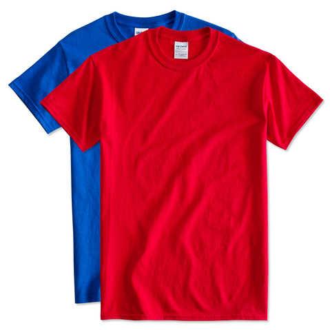 T-shirt Printing - Custom T-shirt Printing - Free Shipping!