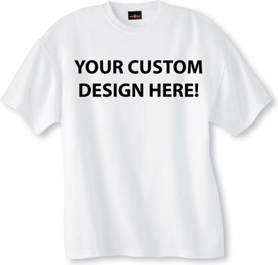 Custom T-Shirts | Custom Tees | Customized T-Shirts