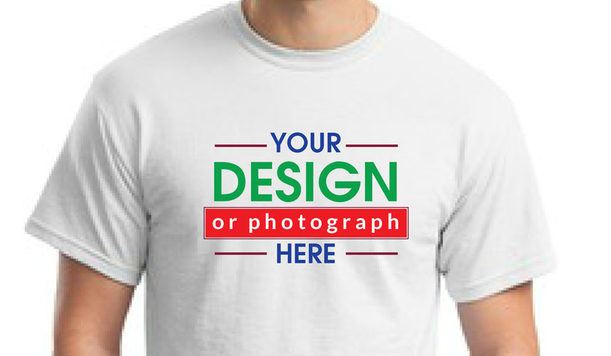 Custom Printed T Shirts