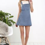 Denim dresses for the stylish   ones