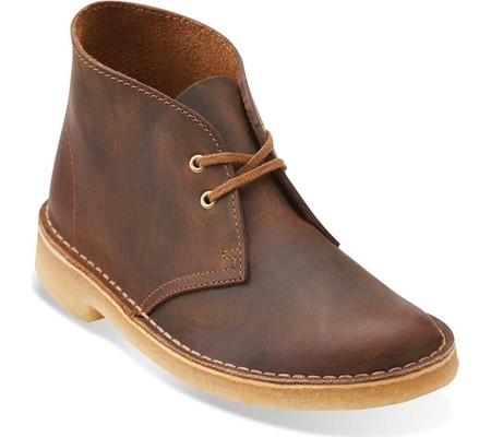 Womens Clarks Desert Boot - FREE Shipping & Exchanges