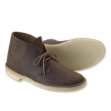 Clarks Crepe Soled Boots / Clarks® Men's Desert Boots -- Orvis