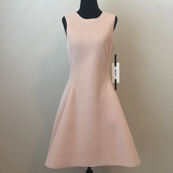 DKNYC Dresses | Dkny Light Pink Dress | Poshmark