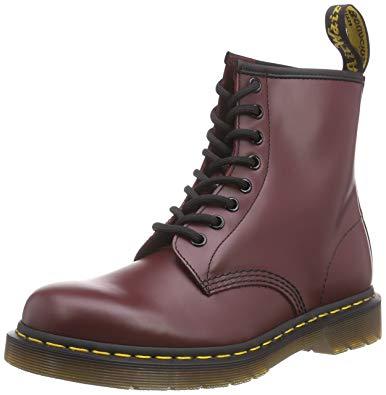 Amazon.com | Dr. Martens Men's 1460 Classic Boot | Ankle & Bootie