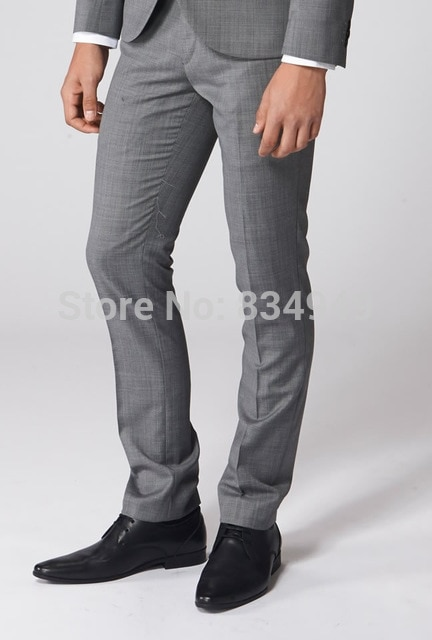 Mens Dress Pants Men Suit Pants Slim Fit Custom Made Classic Men