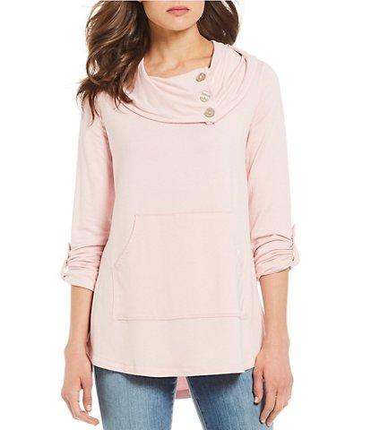 Petite Casual & Dressy Tops & Blouses | Dillard's
