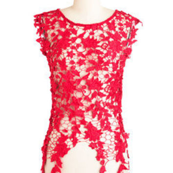 Dressy Tops, Party Tops, Dressy Blouses & from ModCloth | My
