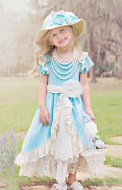 Girls Easter Dresses. Girls Easter Outfits.