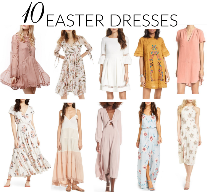10 CUTE EASTER DRESSES - Katie Did What