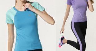 Professional Sportswear Workout shirts for women Gym Yoga Running